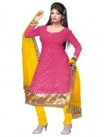 Online Silk Salwar Kameez-4
