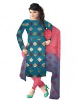 Online Supernet Salwar Suit-13