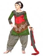 Online Bandhini Salwar Kameez-4