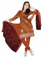 Online Bandhini Salwar Kameez-7