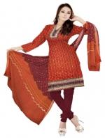 Online Bandhini Salwar Kameez-6