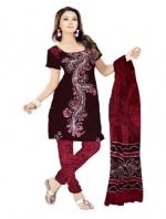 Online Batik Printed Salwar Suits-6