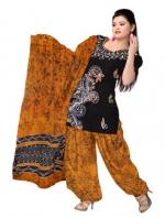 Online Batik Printed Salwar Suits-3