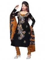 Online Batik Printed Salwar Suits-1