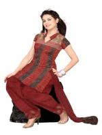 Online Cotton Printed Salwar Suits-1