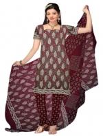 Online Cotton Silk Salwar Suit-39