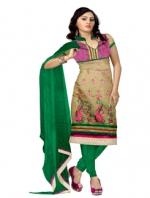 Online Cotton Silk Salwar Suits-46