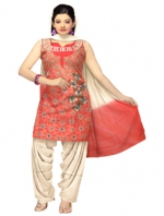 Cotton Silk Salwar Suit