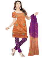 Online Cotton Silk Salwar Kameez-1