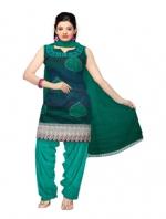 Online Cotton Silk Salwar Suit-36