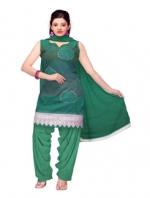 Online Cotton Silk Salwar Suit-35