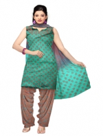 Online Cotton Silk Salwar Suits-50
