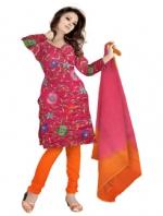 Online Cotton Silk Salwar Suit-43