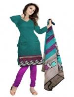 Online Cotton Silk Salwar Suit-44