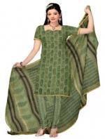 Online Maheshwari Handloom Salwar Suits-7