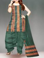 Pochampally Cotton Salwar Kameez
