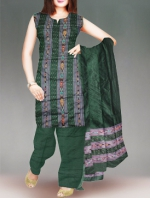 Pochampally Cotton Salwar Kameez