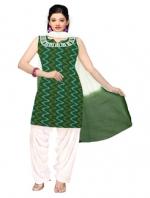 Online Pochampally Cotton Salwar Kameez-18