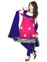 Pure Silk Salwar Suit