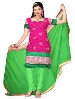 Onlin Pure Silk Salwar Suits-3