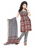 Online Rajasthani Cotton Salwar Suits-3