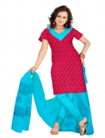 Online Rajasthani Cotton Salwar Suit-6