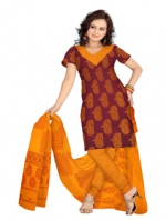 Online Rajkot Cotton Salwar Suit-12
