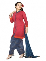 Online Rajkota Cotton Salwar Suit-46