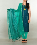 Online Sambalpuri Cotton Salwar Kameez-16
