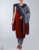 Shop Online Sambalpuri Cotton Salwar Kameez 48