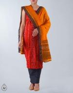 Shop Online Sambalpuri Cotton Salwar Kameez 31