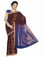 Online South Handloom Silk Sarees-2