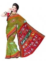 Online South Handloom Silk Sarees-3