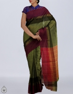 Shop Online Venkatagiri Cotton Sarees 204
