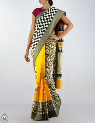 Shop Online Ven katagiri Cotton Sarees 191